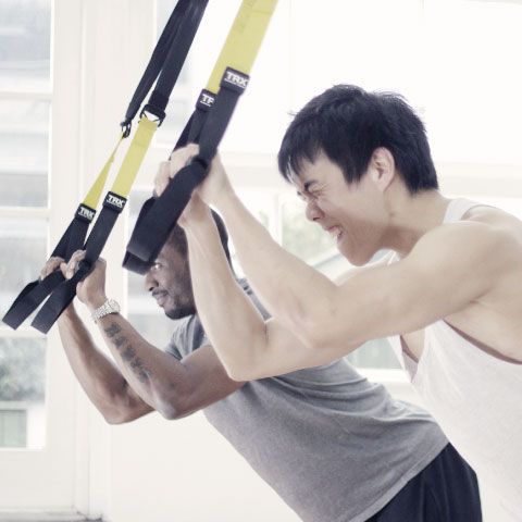 HiiT, TRX, Barre and Yoga