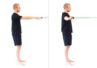 ten  5 pro tennis exercises for your shoulders