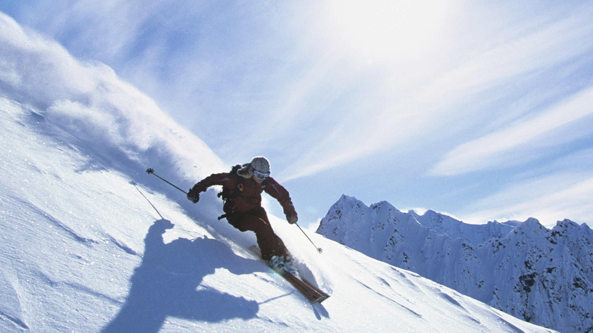 Ten - Exercises to prepare for skiing