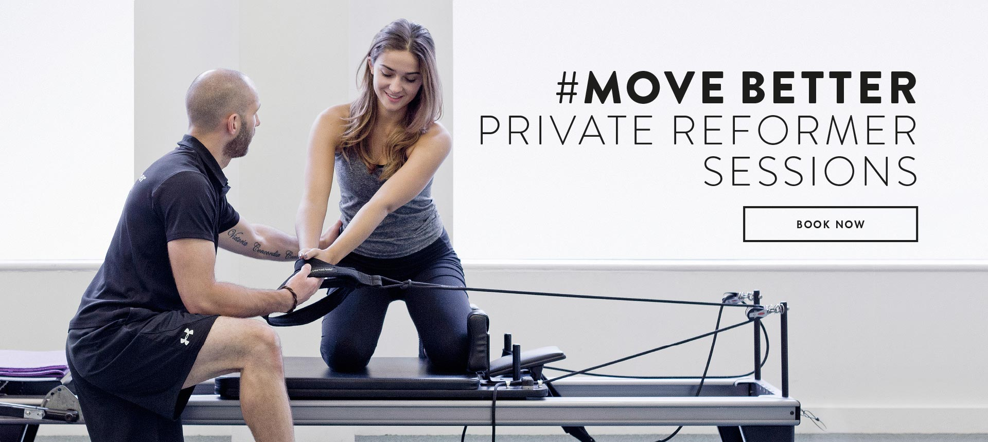 Move Better Private Reformer Sessions