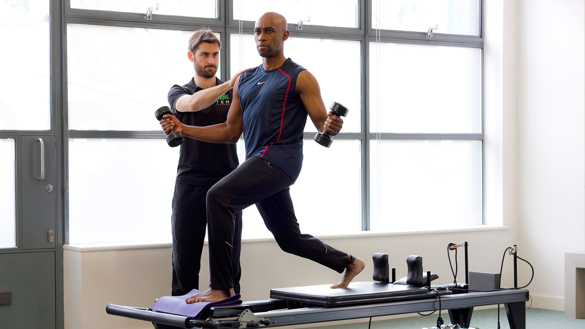 Ten Why Real Men Do Pilates
