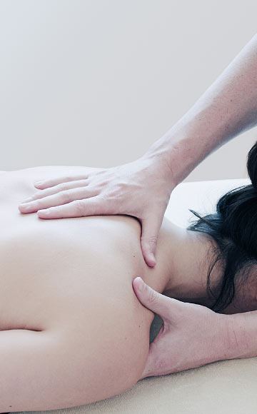 Postnatal Massage at Ten
