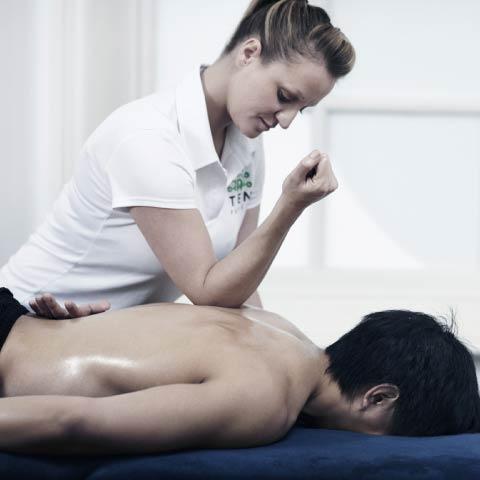 Recovery massage