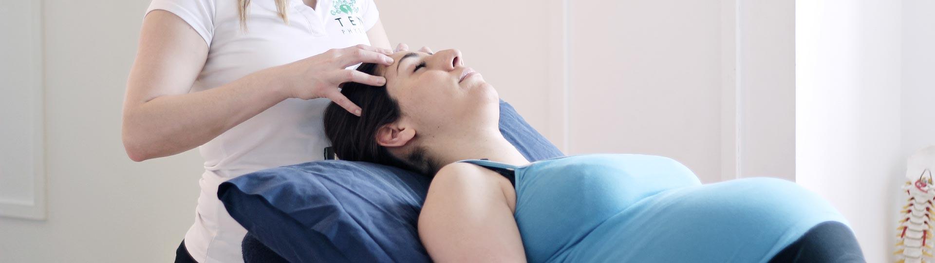 Prenatal Massage | Pregnancy Massage | London | Ten Health ...