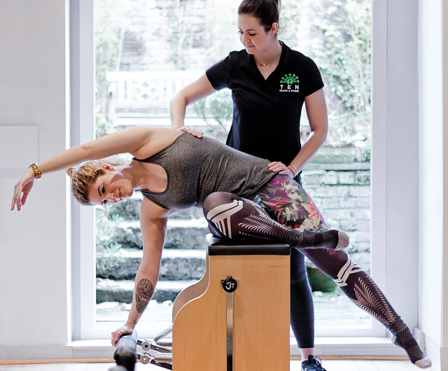 Equipment Pilates at Little Venice