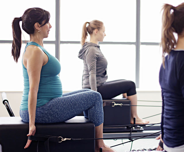 Pregnancy Pilates at Little Venice