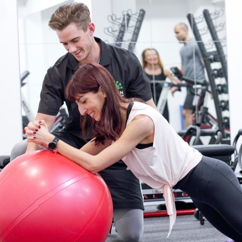 Personal Trainer / Pilates Instrocutor Maria