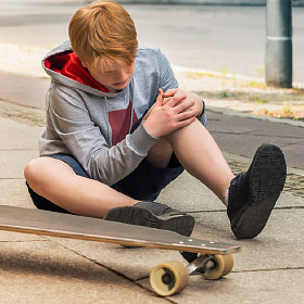 Sports and performance injuries in children