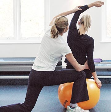 Sports Osteopathy London