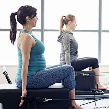 Why come to Prenatal Pilates