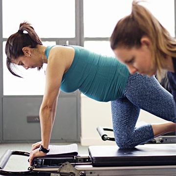 Benefits of Prenatal Pilates