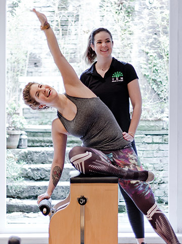 Why come to Pilates Circuit