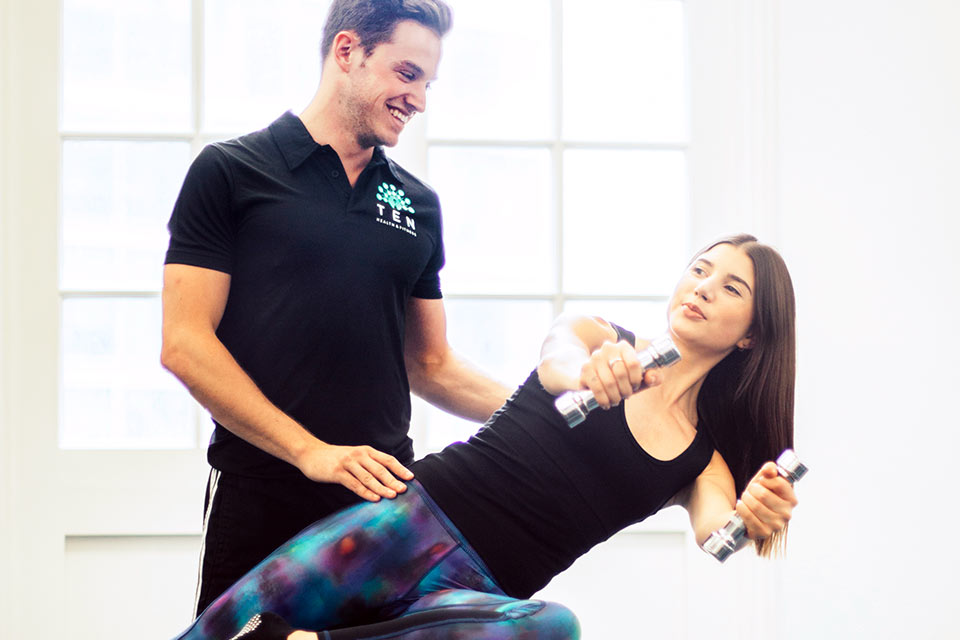 Reformer-based Personal Training
