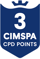 3 CIMSPA Points