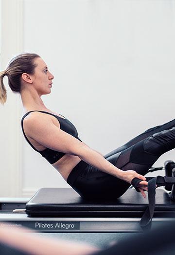 Open Reformer Pilates